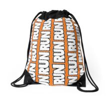 RUN Drawstring Bag