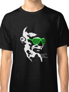 ISSA 2011 Gandhi Shades (Black) Classic T-Shirt