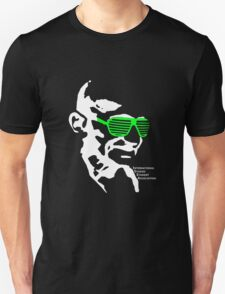 ISSA 2011 Gandhi Shades (Black) T-Shirt