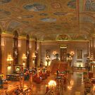 Chicago / Palmer House Hilton by Mark Bolen