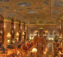 Chicago / Palmer House Hilton by Mark Bolen