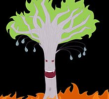 Vampire Fire Willow Tree (Designs4You) by Skandar223