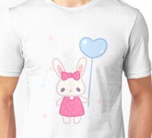 Balloon bunny Unisex T-Shirt
