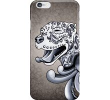 Ornamental Pit Bull iPhone Case/Skin