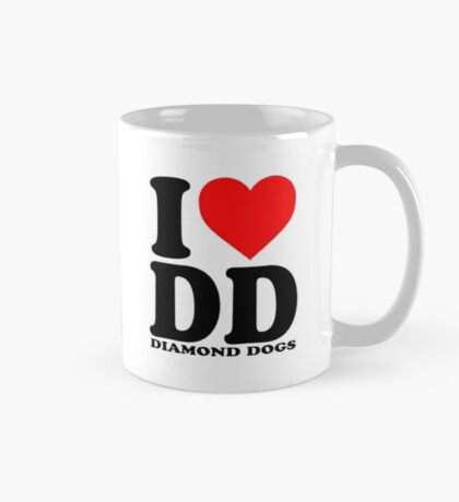 I Love Diamond Dogs - mgs Mug