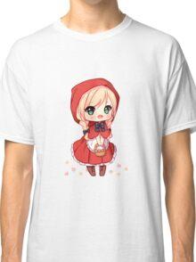 Little red ridding hood Classic T-Shirt