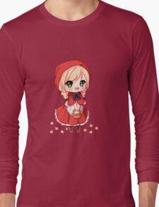 Little red ridding hood Long Sleeve T-Shirt