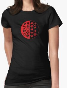 Heresy Womens Fitted T-Shirt