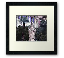 garden of orpheus Framed Print