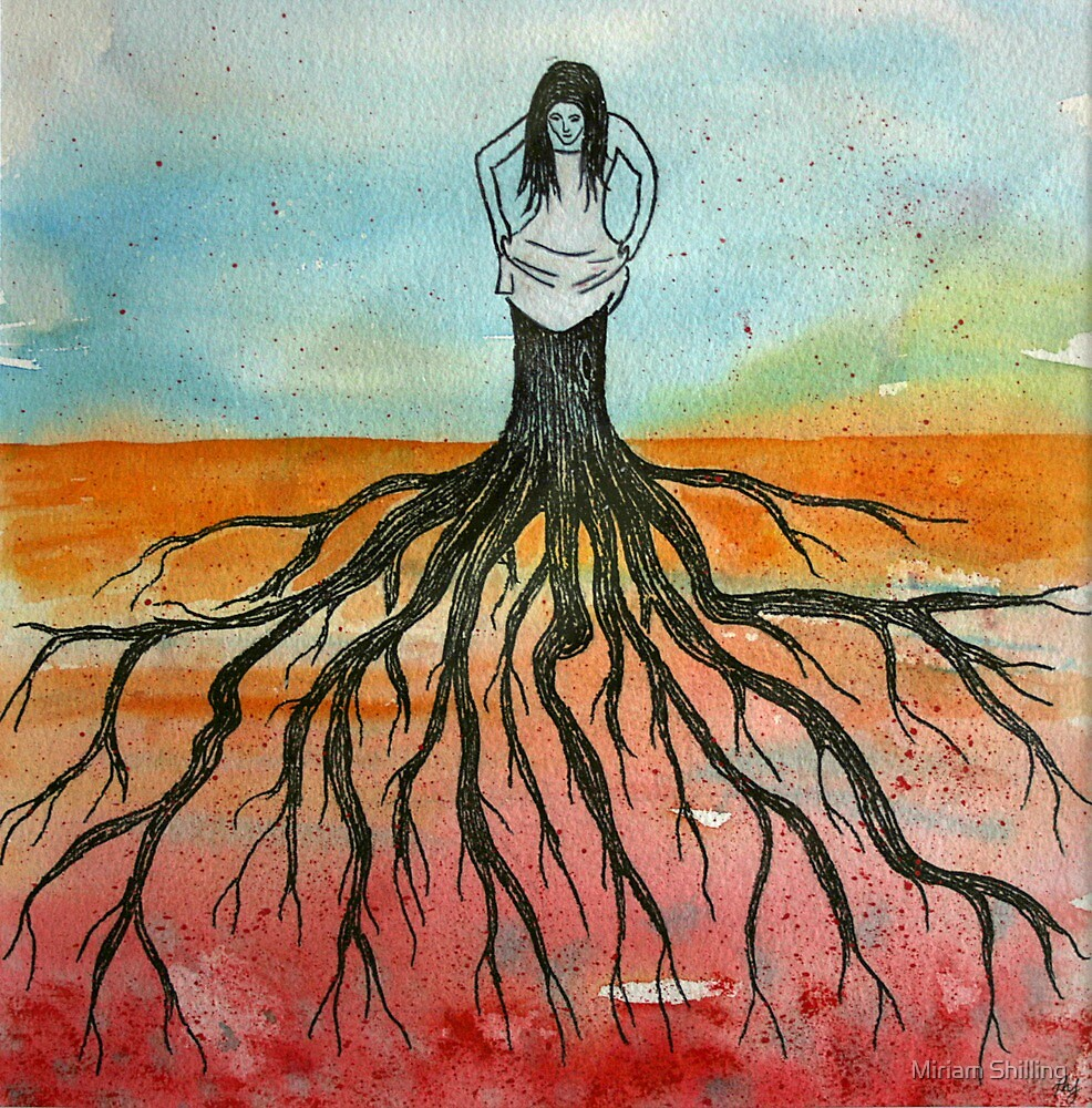 Origin by Miriam Shilling