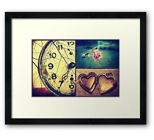 Faded Memories... Framed Print