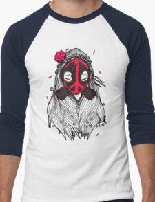 WAR & PEACE Men's Baseball ¾ T-Shirt