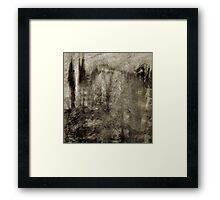 ancient time warriors.... returning home Framed Print