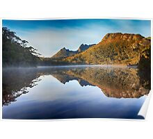 Seeing Double_Cradle Mountain Poster
