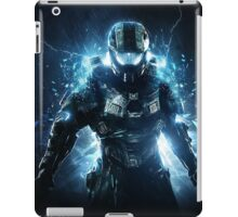Halo 4 Master Chief - Through the Storm iPad Case/Skin