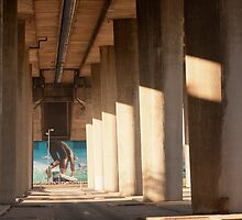 Under the M8 by Cliff Williams