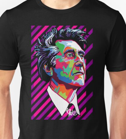 Ferry Suave Bryan Ferry Unisex T-Shirt
