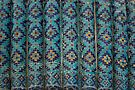 Tiles, Amur Timur Mausoleum by Gillian Anderson LAPS, AFIAP