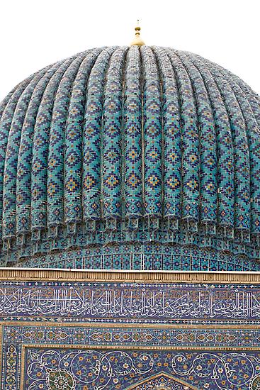 Dome of Amur Timur Mausoleum by Gillian Anderson LAPS, AFIAP