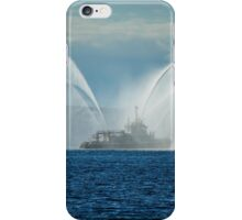 Fire Boat iPhone Case/Skin