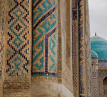 Registan columns by Gillian Anderson LAPS, AFIAP
