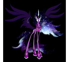My Little Pony - MLP - Nightmare Twilight Sparkle Photographic Print