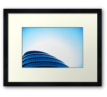 Rise of the New East Framed Print