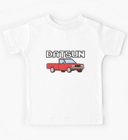Datsun 620 8Bit  Kids Tee