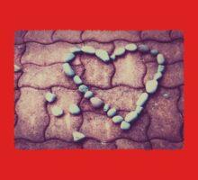 Heart - JUSTART © Kids Tee