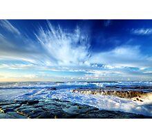 Splash & Splash Photographic Print