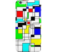 Random Squares iPhone Case/Skin