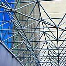 Architectural Lines - Perth CBD - Western Australia by Karen Stackpole
