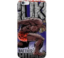 The Incredible Goku iPhone Case/Skin
