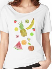 Fruit Fight! Women's Relaxed Fit T-Shirt