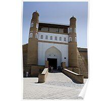 Bukhara Ark Poster