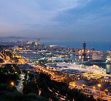 querida Barcelona by kseniada