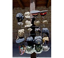 Hats! Photographic Print