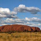 Uluru Sky by Cathy  Walker