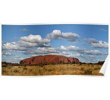 Uluru Sky Poster
