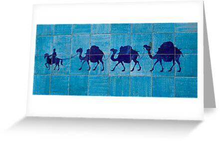 Tile detail by Gillian Anderson LAPS, AFIAP