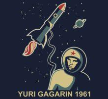 Gagarin One Piece - Short Sleeve