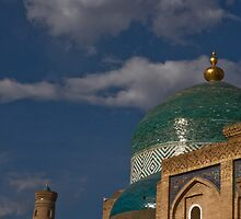 Corners, dome & minaret by Gillian Anderson LAPS, AFIAP