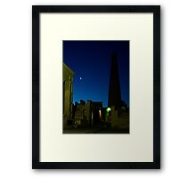 Khiva early dawn Framed Print