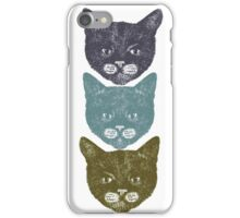 3 Kittens iPhone Case/Skin