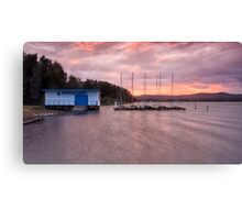 Great while it lasted_Long Jetty Canvas Print