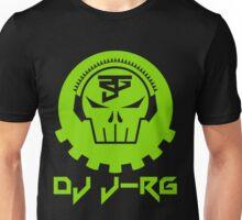 DJ J-RG Skull Logo Unisex T-Shirt