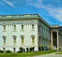 Staatsburgh Mansion by Pamela Phelps