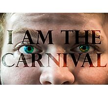 Carnival Stan Photographic Print