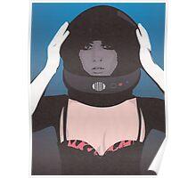 Space Munn - Print Poster