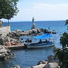 Opatija bay by machka